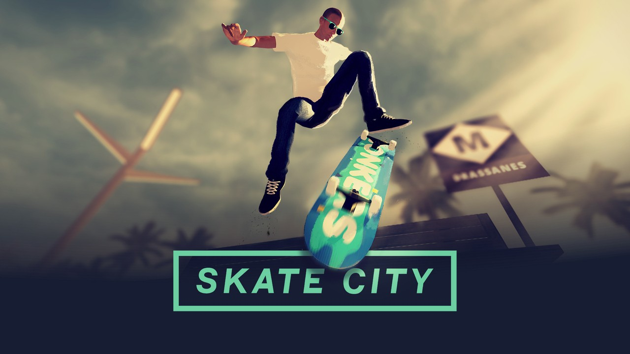Get Radical As Skate City Flips And Grinds Onto Switch Soon