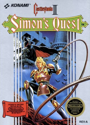 Image result for castlevania 2