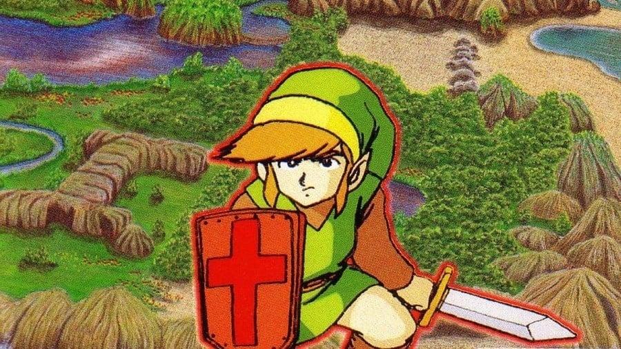Zelda Fds