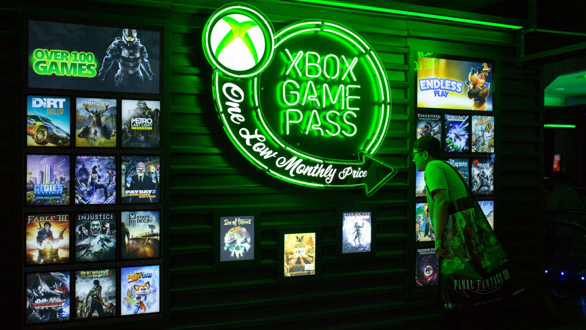 Microsoft Reiterates That It Would Like To See Xbox Game Pass On Other Platforms