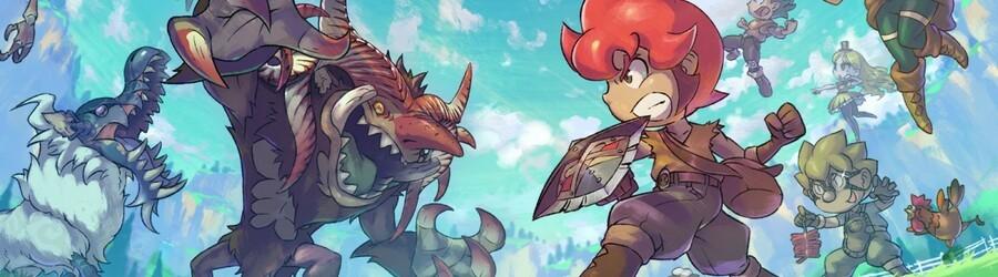 Little Town Hero (Switch eShop)