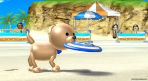 Good boy - go bring me more Wii Sports Resort news!