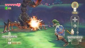 Link's long-awaited return