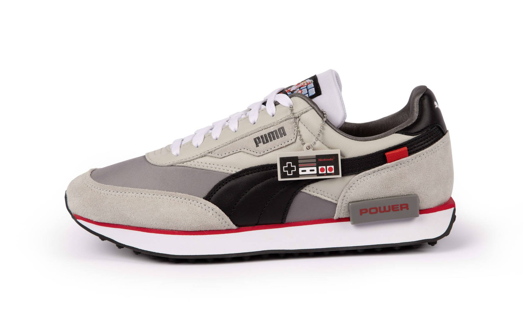 Puma Is Releasing A Pair Of NES-Themed Sneakers Just In Time For ...