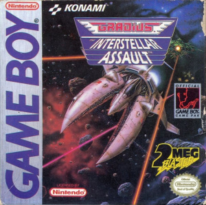 Gradius: The Interstellar Assault