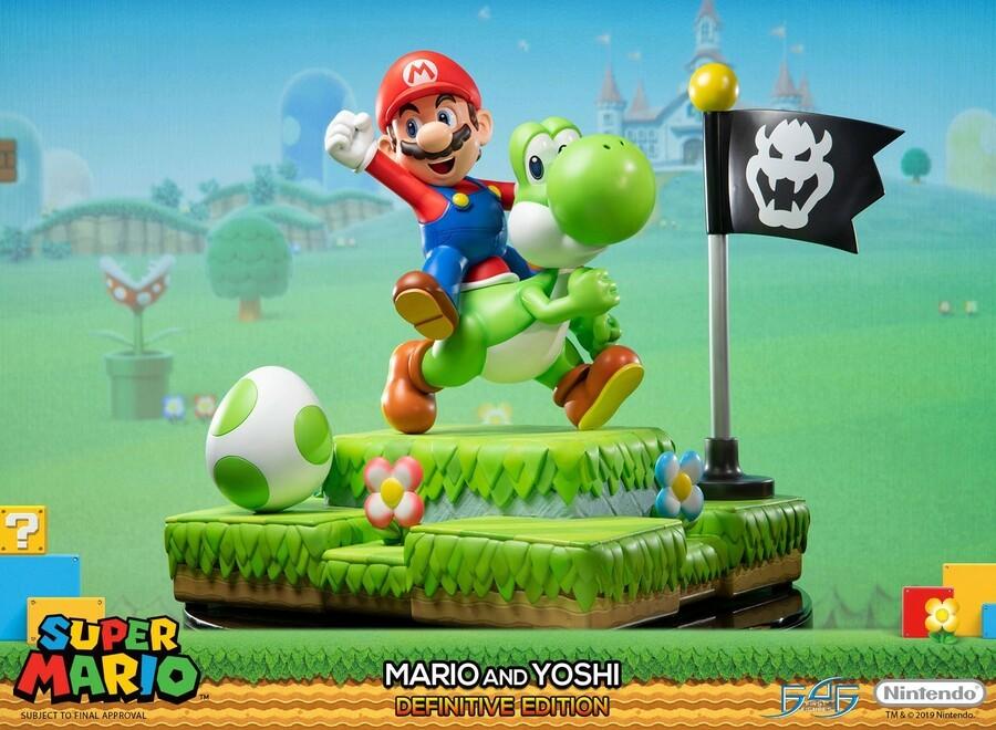 Mario And Yoshi Definitive Edition