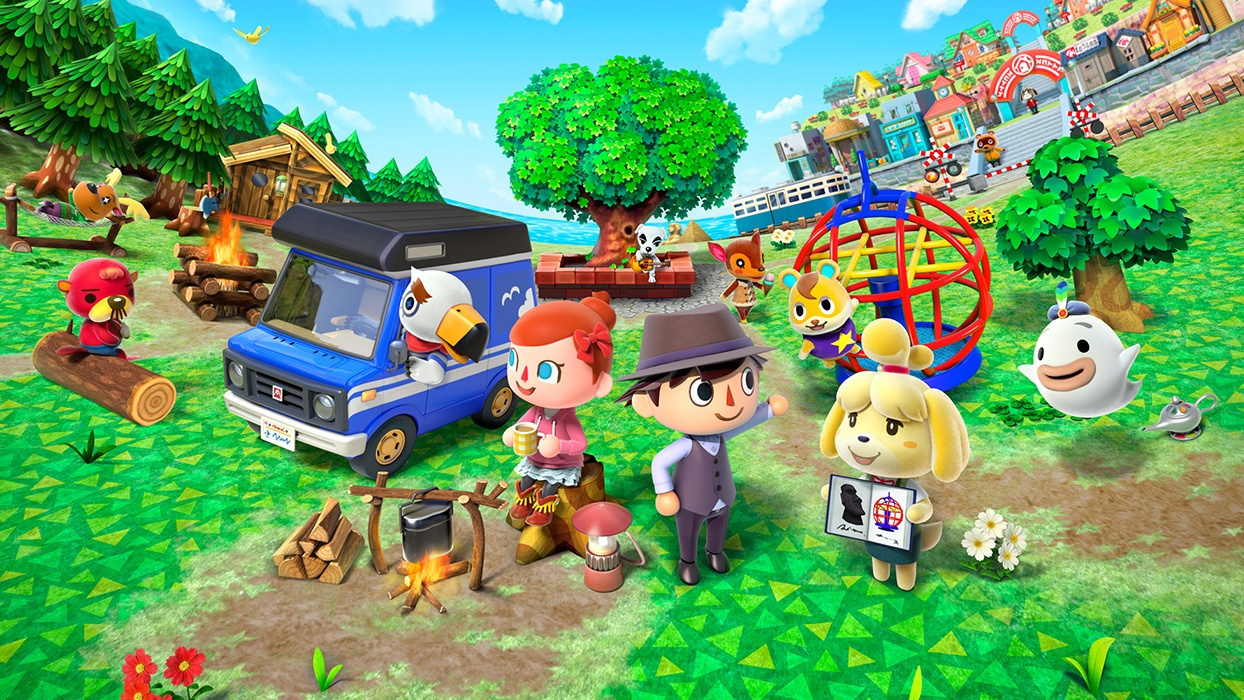 Animal Crossing's Former Co-Director Isao Moro Is Now Teaching Children How To Program