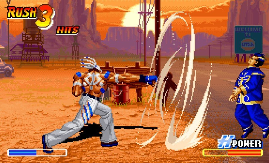 REAL BOUT FATAL FURY 2