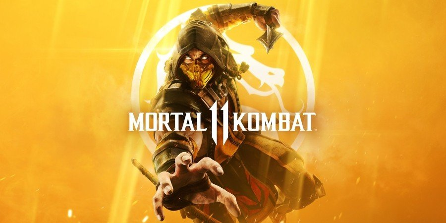 Mortal Kombat 11 Artwork