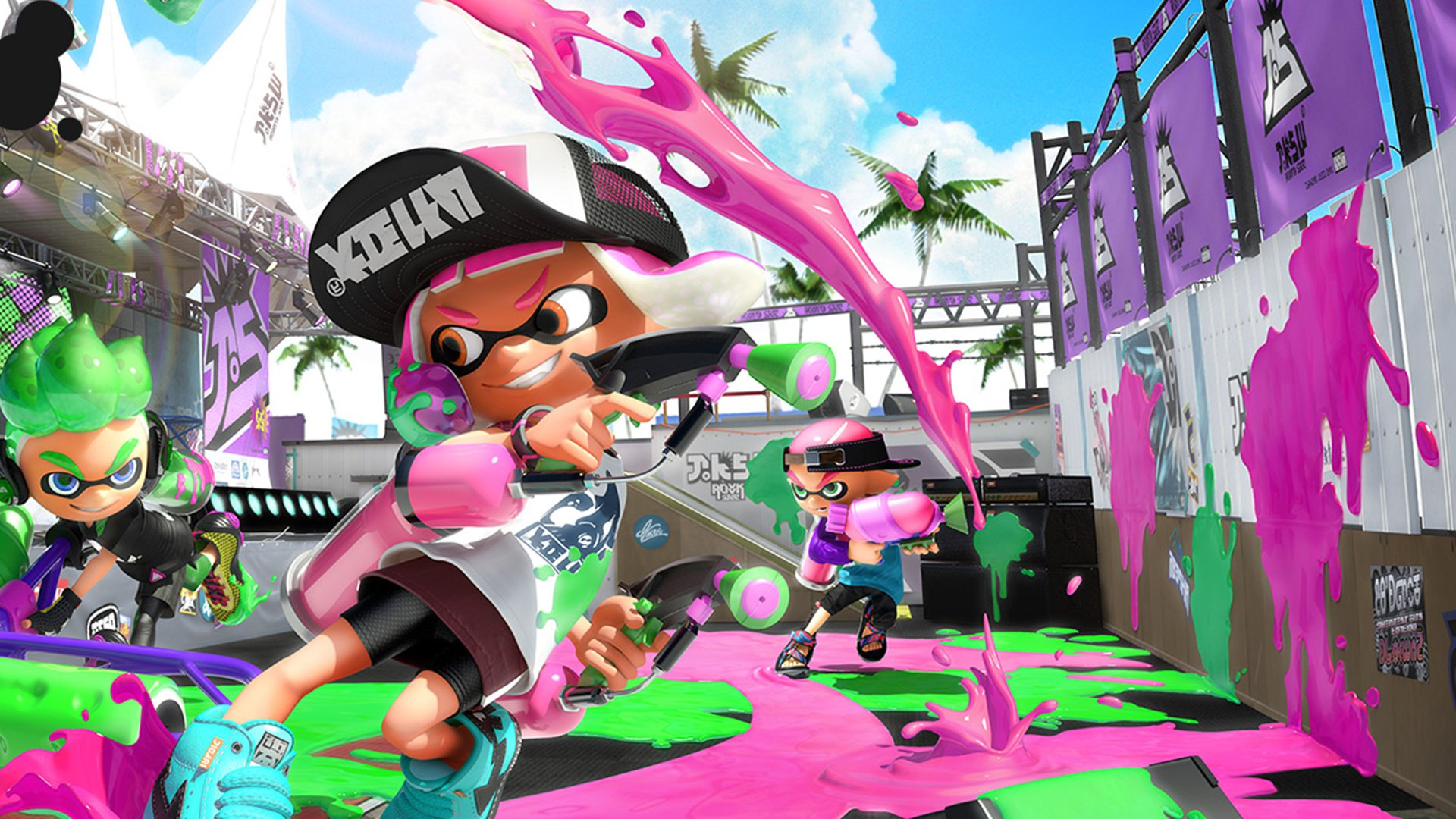 The Best Splatoon 2 Merchandise Available To Humanity Guide Switch Quick Pouch Splatoon2 Splatoon2globaltest Site