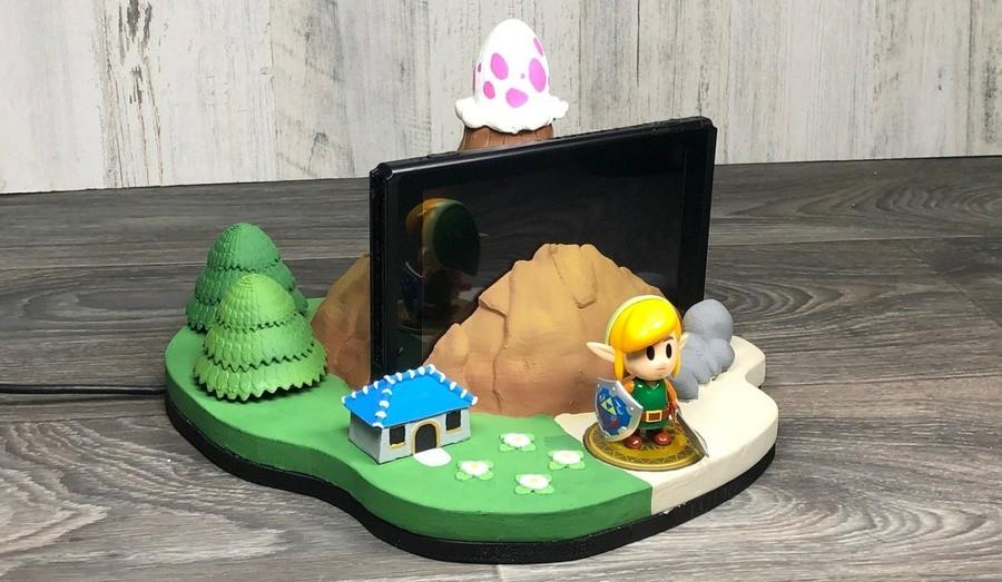 Zelda Dock