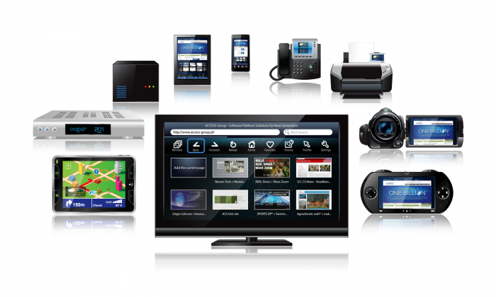 ACCESS can boast of over 1.5 billion devices using its technology