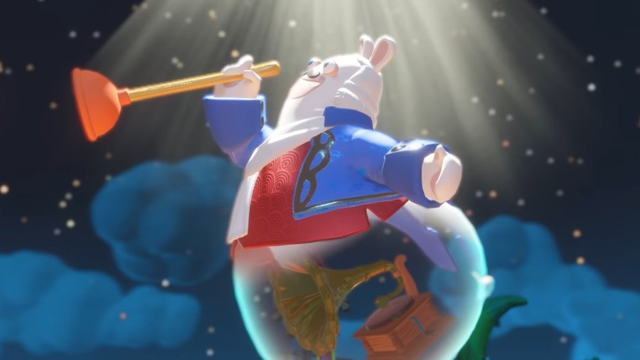 Phantom Rabbid (Mario + Rabbids Kingdom Battle)