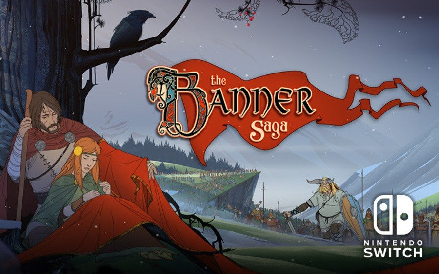Get Ready For Fantasy Tactical Role Playing In The Banner Saga On 17th May Nintendo Life