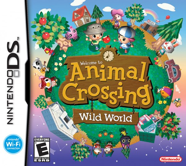Animal Crossing: Wild World Review (Wii U eShop / DS