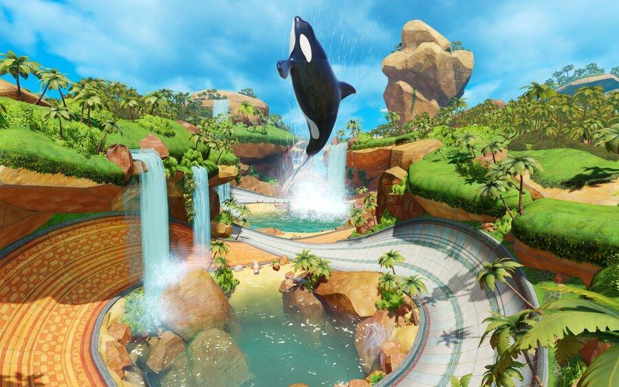 TSR Whale Lagoon