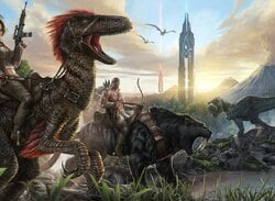 ARK: Survival Evolved Brings Its Dinosaur-Filled Open World To