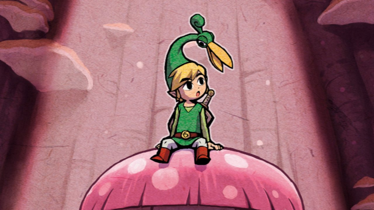 Feature: Zelda: The Minish Cap Is All About Seeing Things From A New Perspective