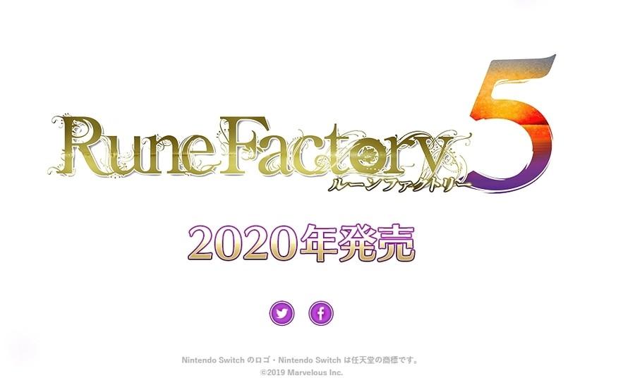 Rune Factory 5 Info