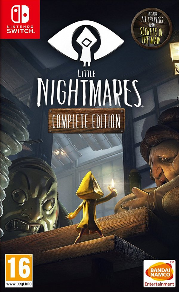 Little Nightmares: Complete Edition Review (Switch) | Nintendo Life