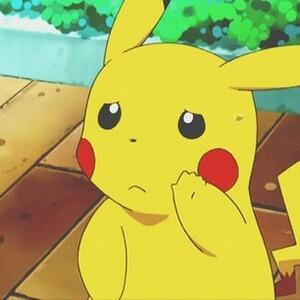 You made Pikachu cry