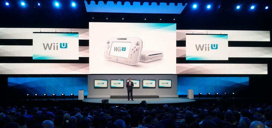 Wii U E3 2012