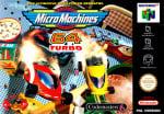Micro Machines 64 Turbo (N64)