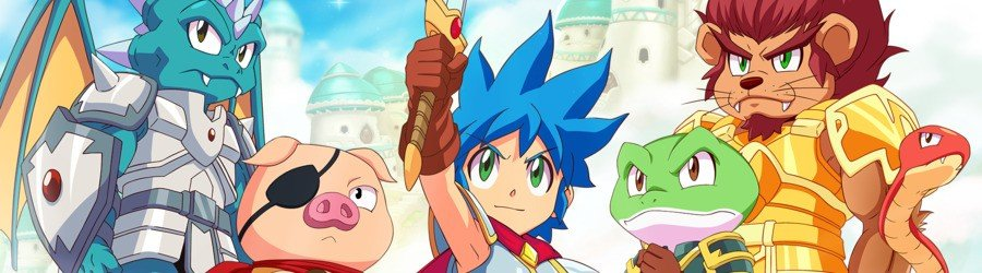 Monster Boy and the Cursed Kingdom (Switch)