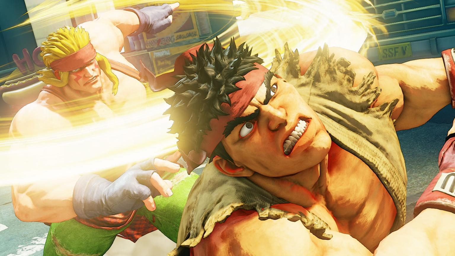 Η Capcom απέρριψε την ιδέα Street Fighter χαρακτήρα στο Mortal Kombat