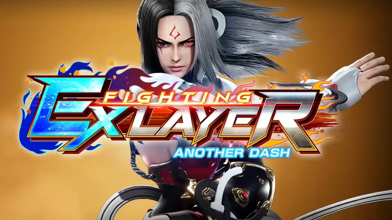 Arika Announces Fighting EX Layer: Another Dash For Nintendo Switch - Nintendo Life