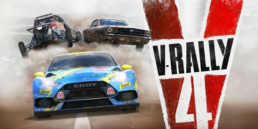 V-Rally 4!