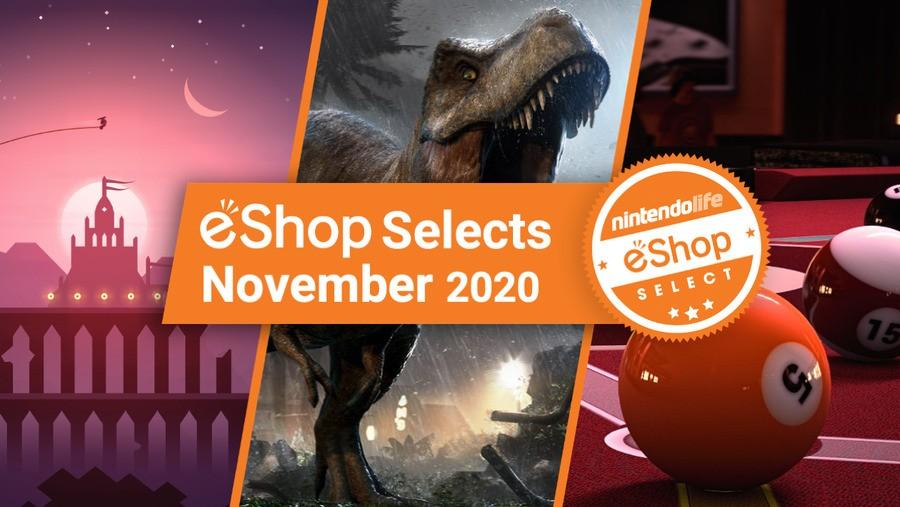 Nintendo Life EShop Selects November