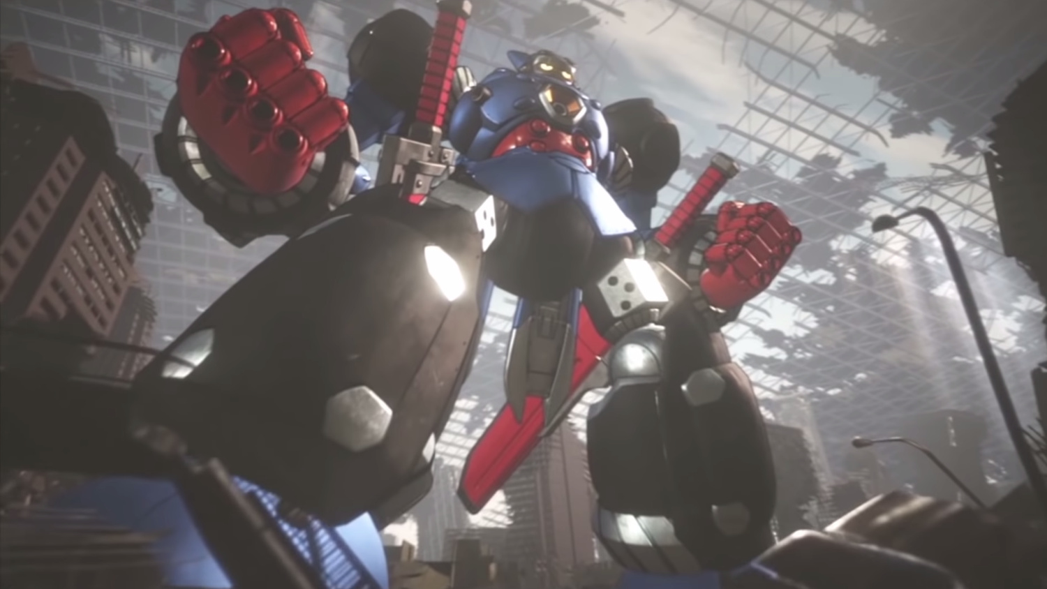 Level-5's Morphing Mech RPG Megaton Musashi Will Be Treated To New Info This December