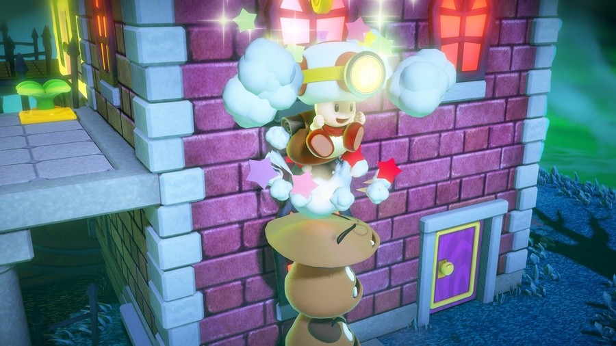 Captain Toad DL Screen