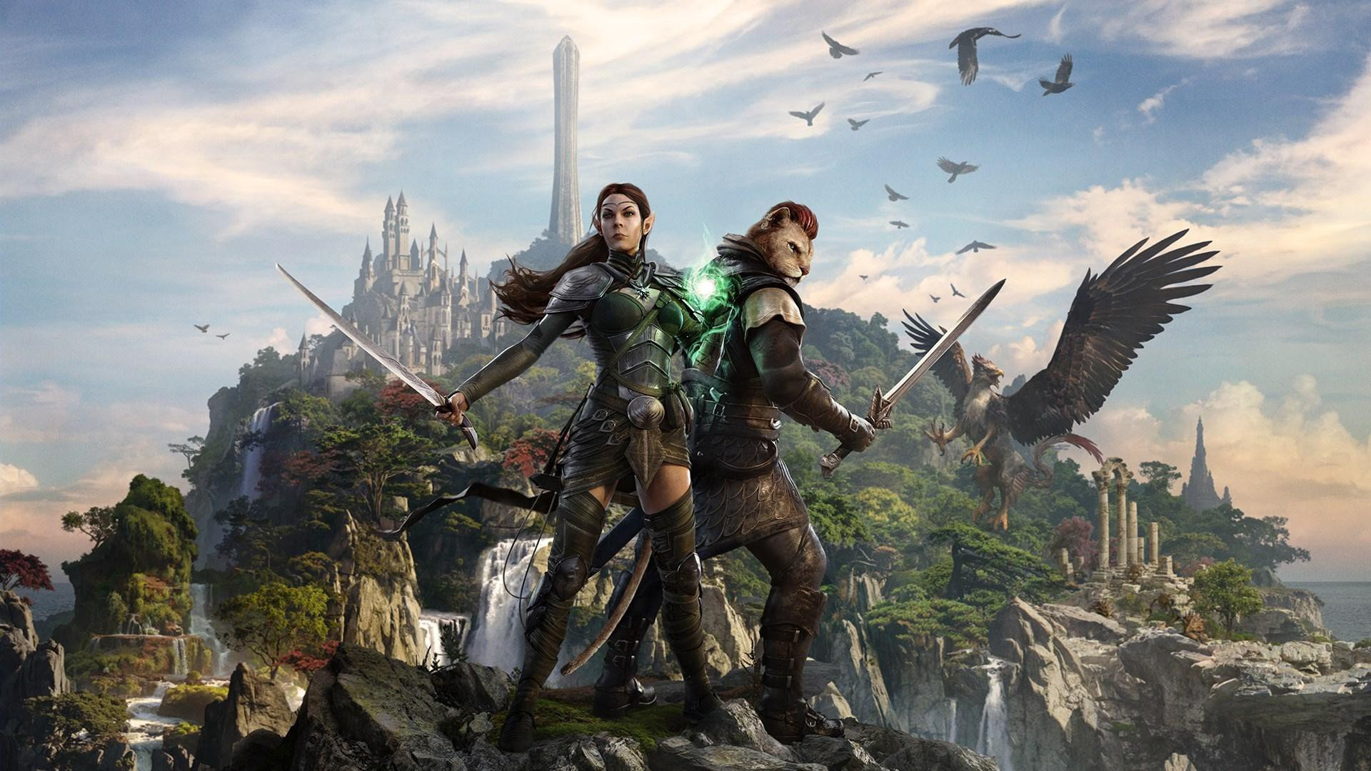 Elder Scrolls Online Isn't Coming To The Nintendo Switch Because It