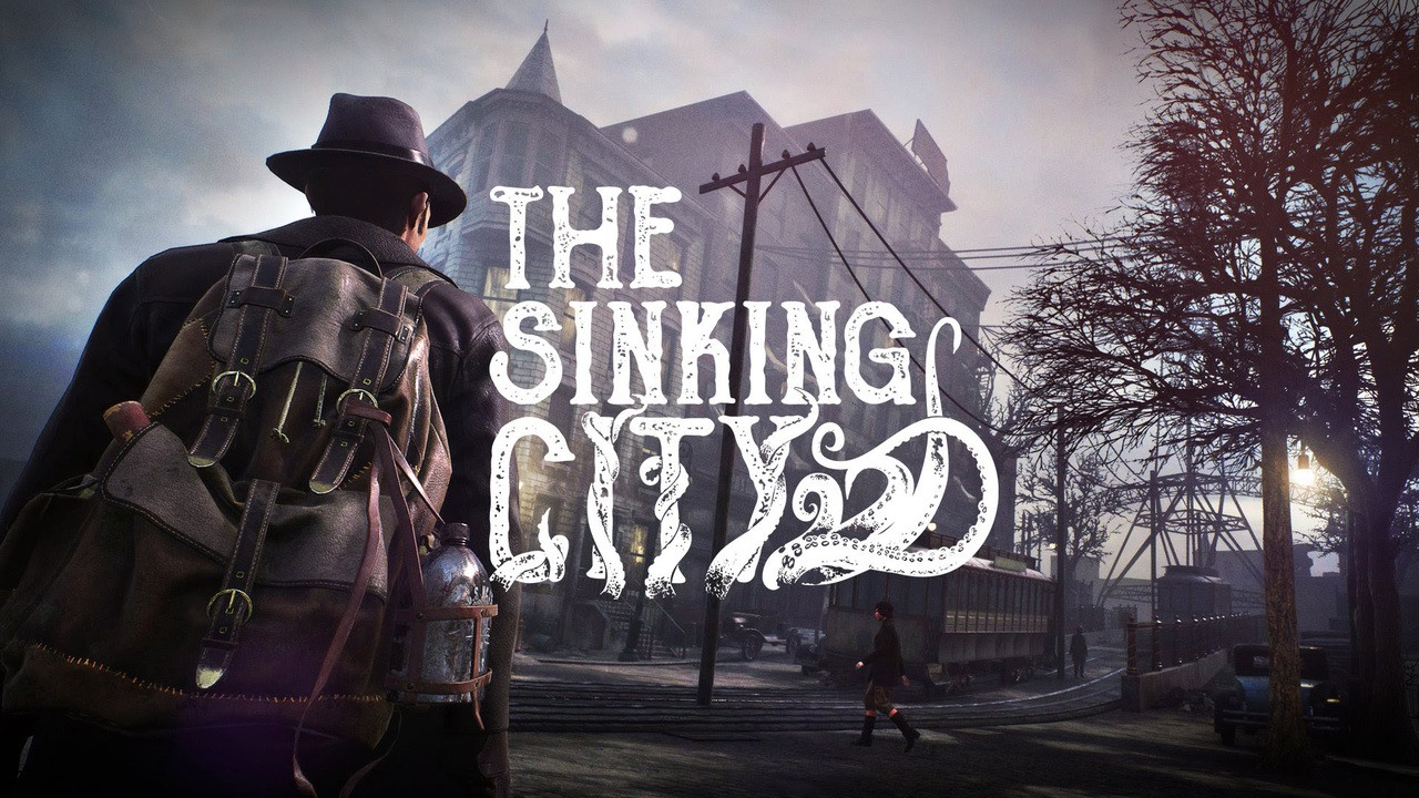 Video: See The Sinking City's Open World Horror Running On Switch