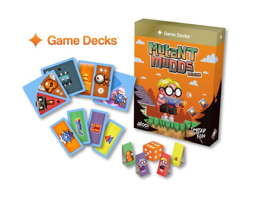 Game Decks MM Deluxe SE LRG ALL