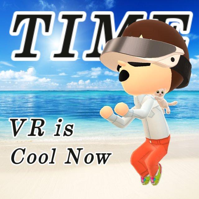 Time VR Miitomo