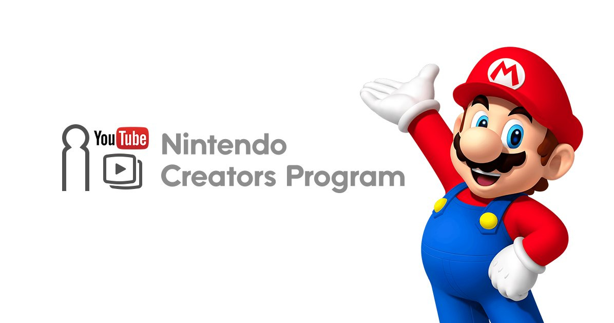 Nintendo's new content guidelines will make monetization easier for YouTubers