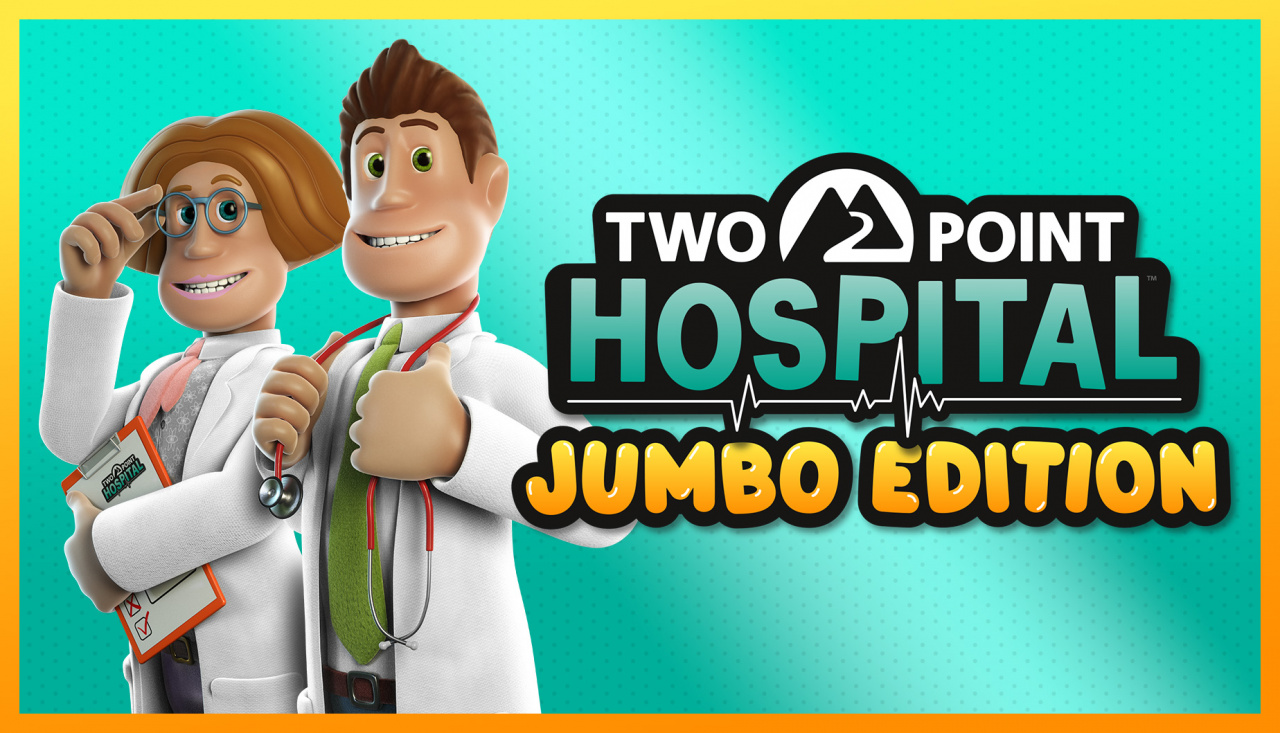 Two Point Hospital: Jumbo Edition Adds Four Expansion Packs In New Physical Release