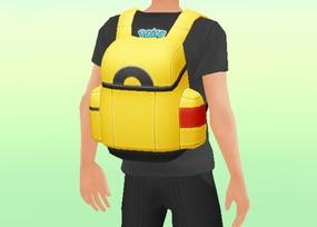 FireRed Backpack