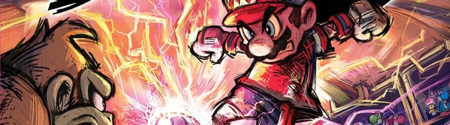 Mario Smash Football (GCN)