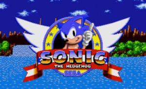 3D Sonic The Hedgehog