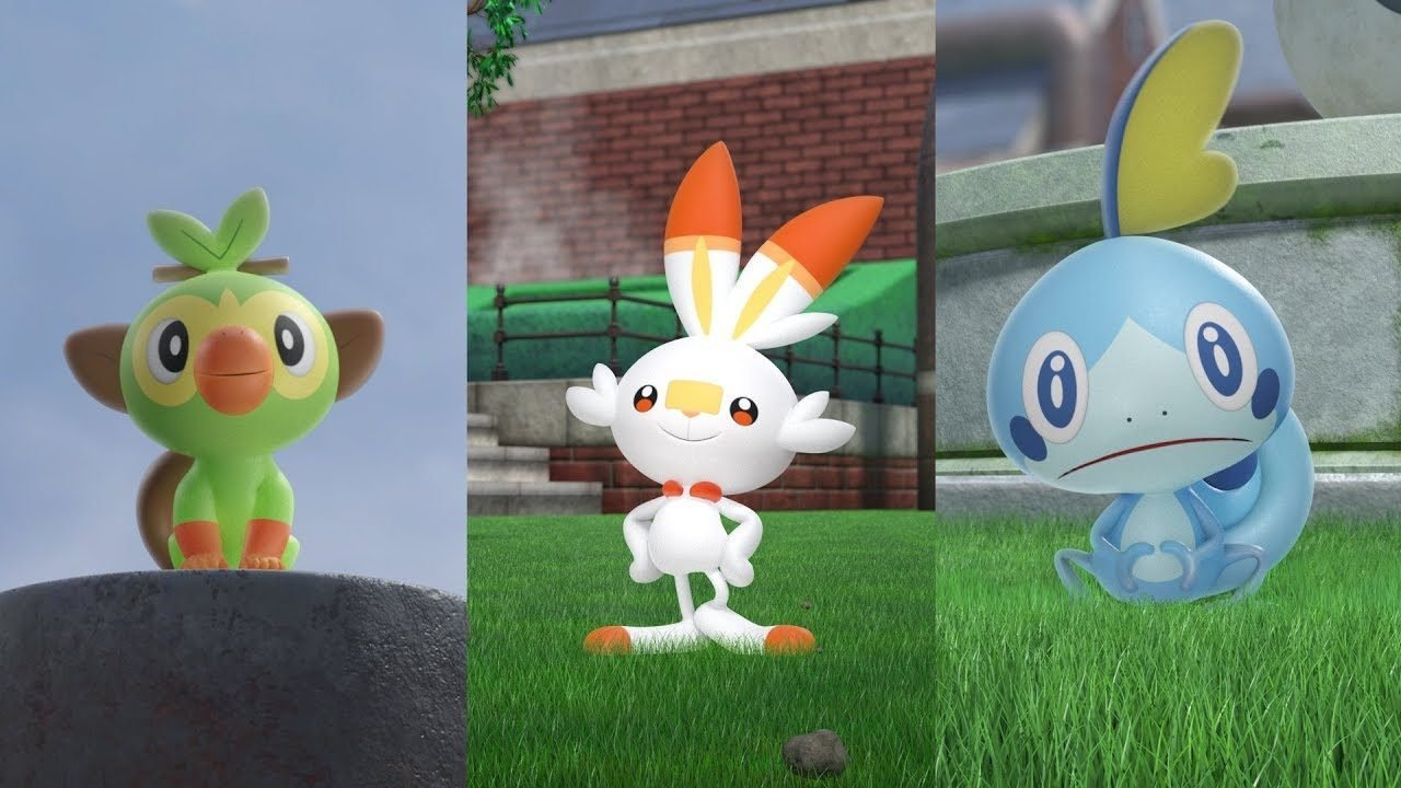 Poll Confirms That Sobble Is The Most Popular Pokemon Sword And