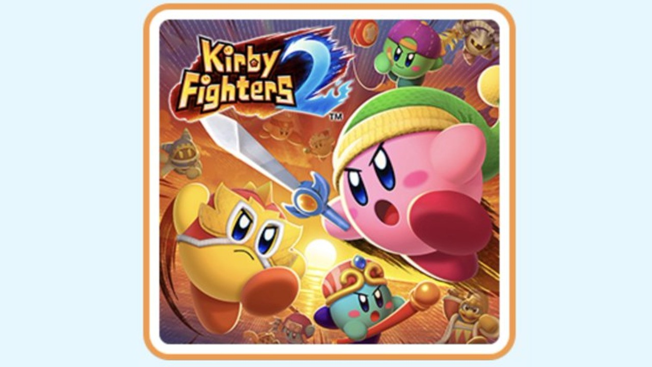 Rumour: Oops! Nintendo Might Have Just Accidentally Revealed Kirby Fighters 2 thumbnail