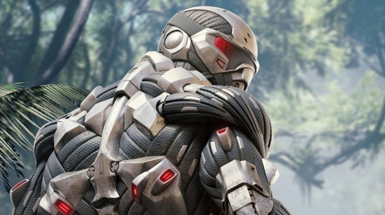Here's Your First Look At Crysis Remastered Running On Nintendo Switch