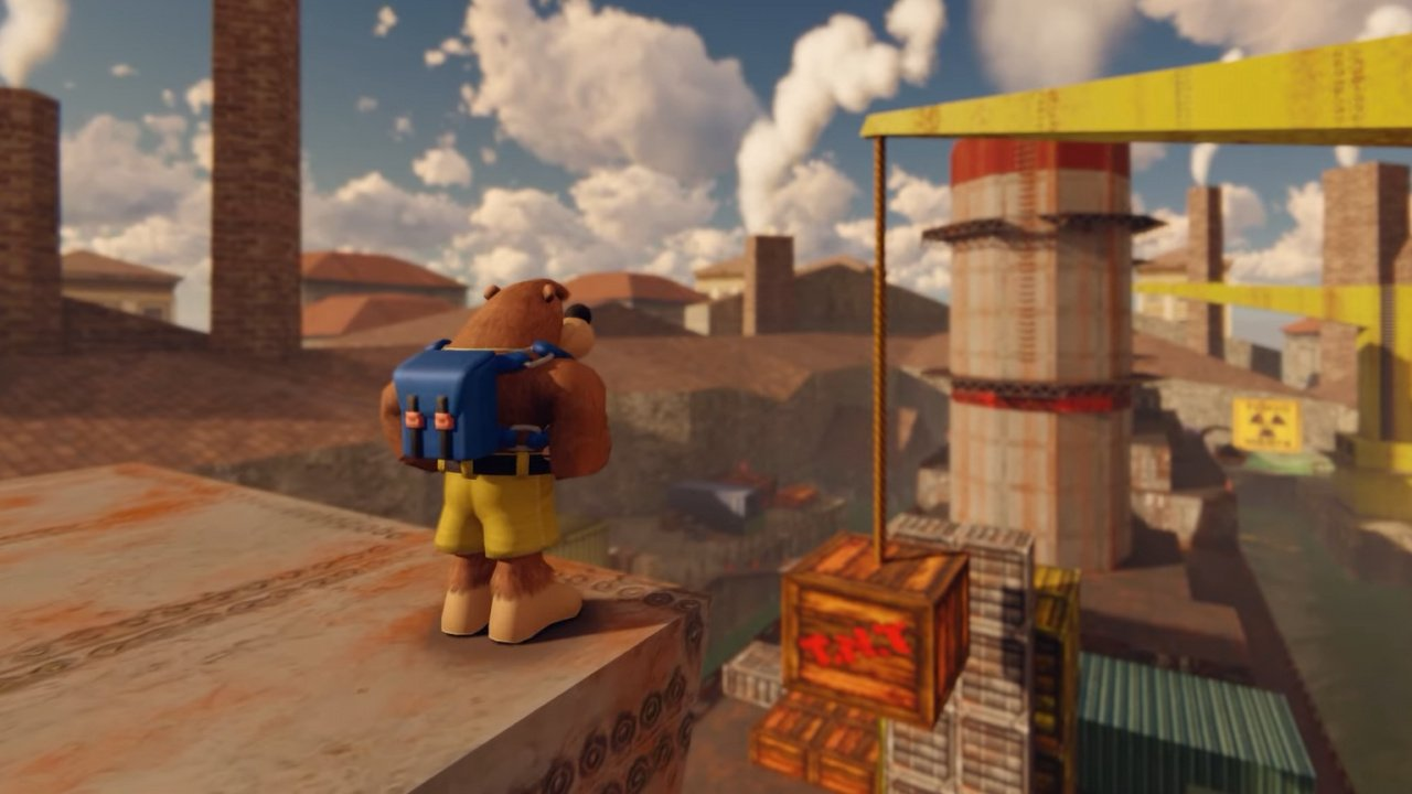 Video: Check Out This Fan-Made Remaster Trailer For Banjo-Kazooie