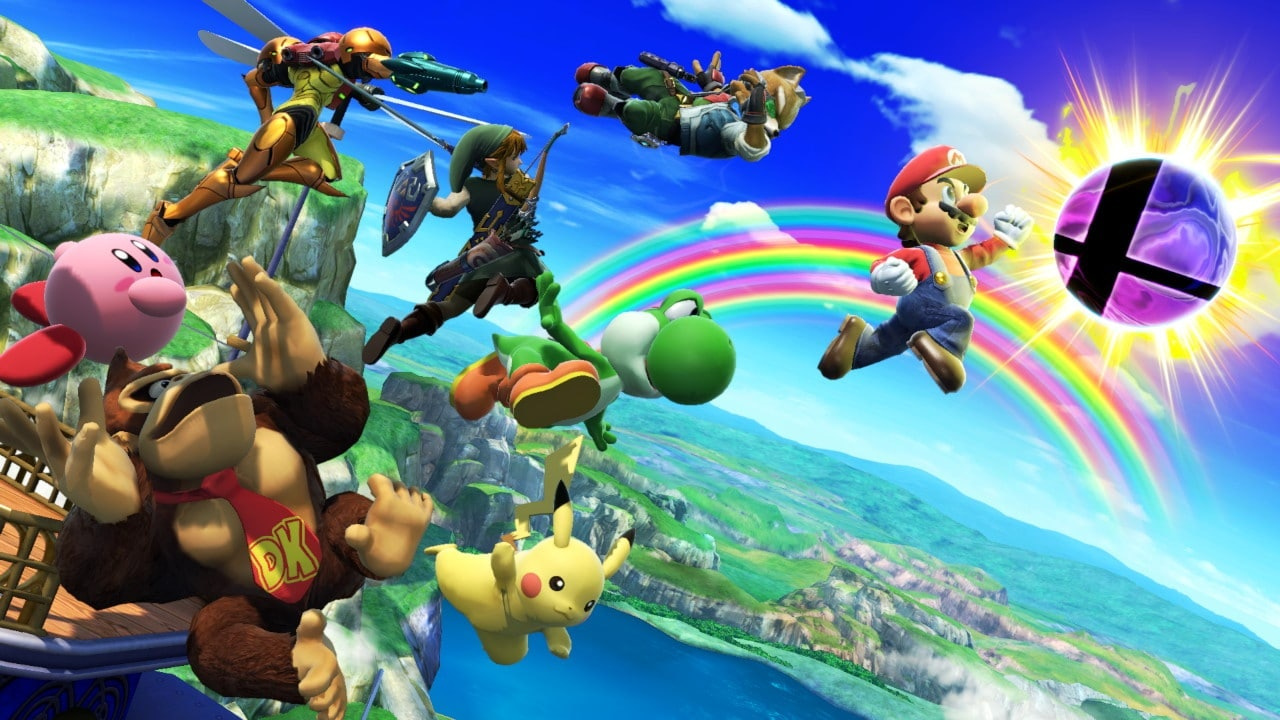 PSA: Don't Forget To Claim The Latest Super Smash Bros. Ultimate Online Freebie