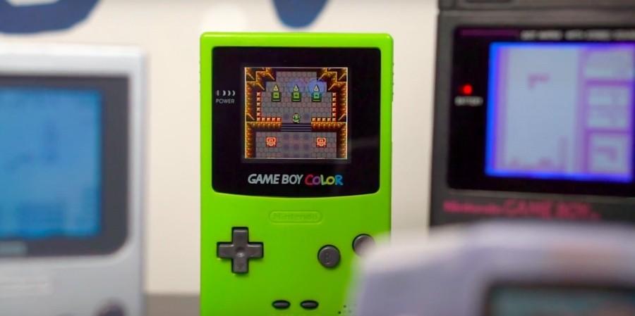 Game Boy Color (1998)