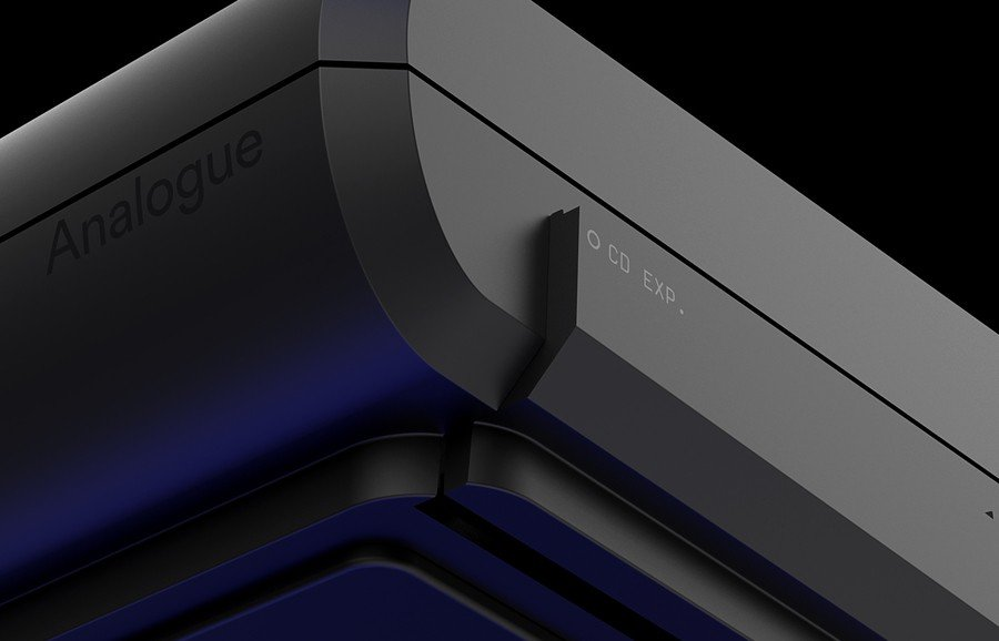 Mega CD support is enabled by an expansion slot on the bottom of the Mega Sg